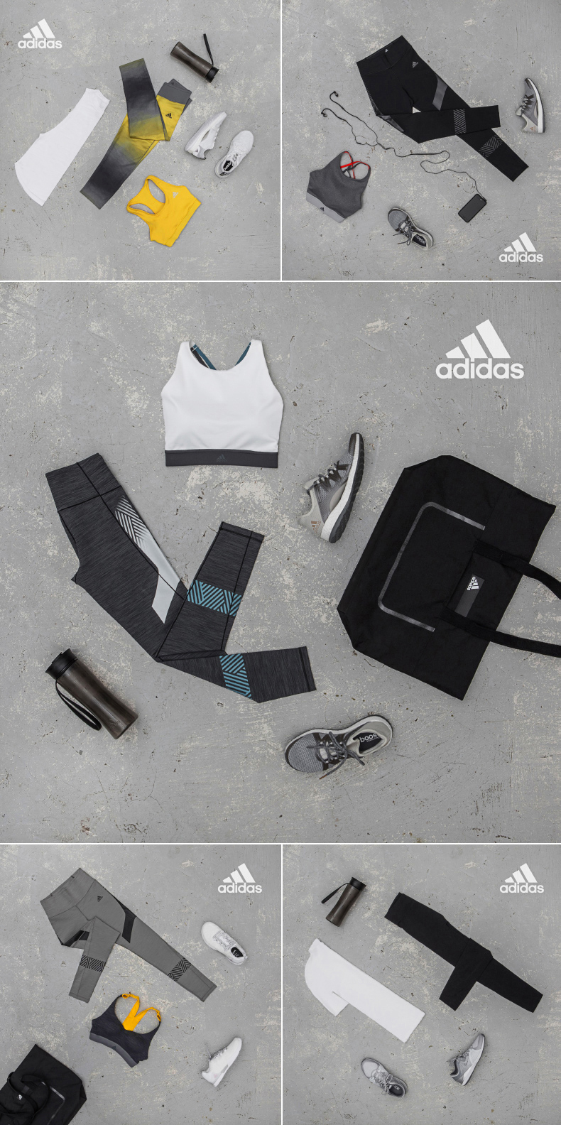 Adidas Essential by Dawid Markoff