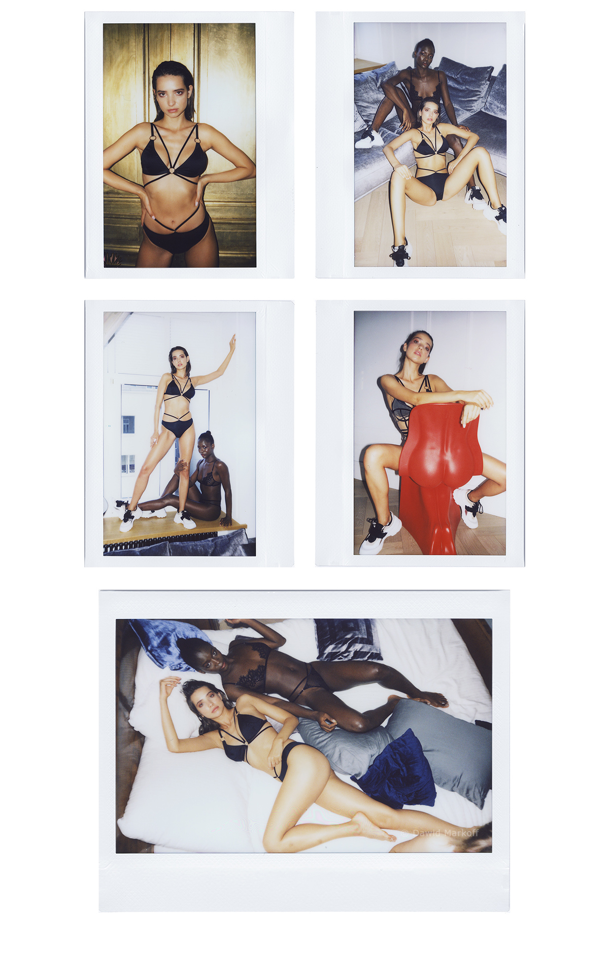 God Save Queens Fujifilm Instax by Dawid Markoff