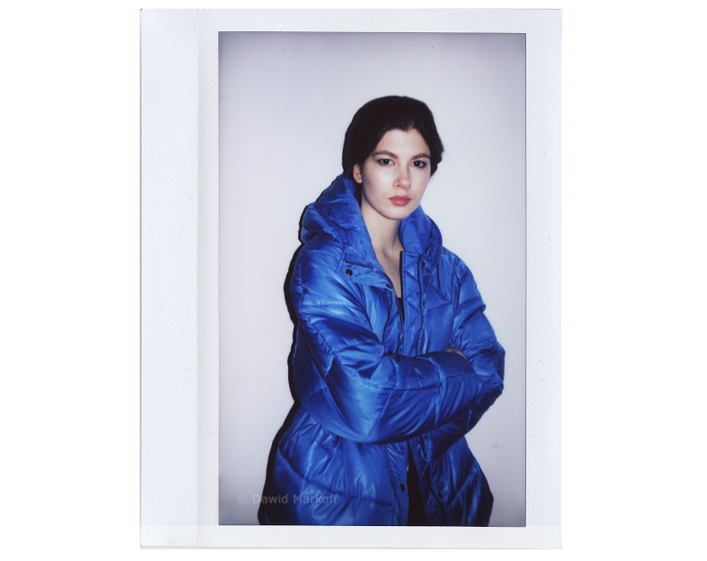In Blue Mango Models Instax by Dawid Markoff
