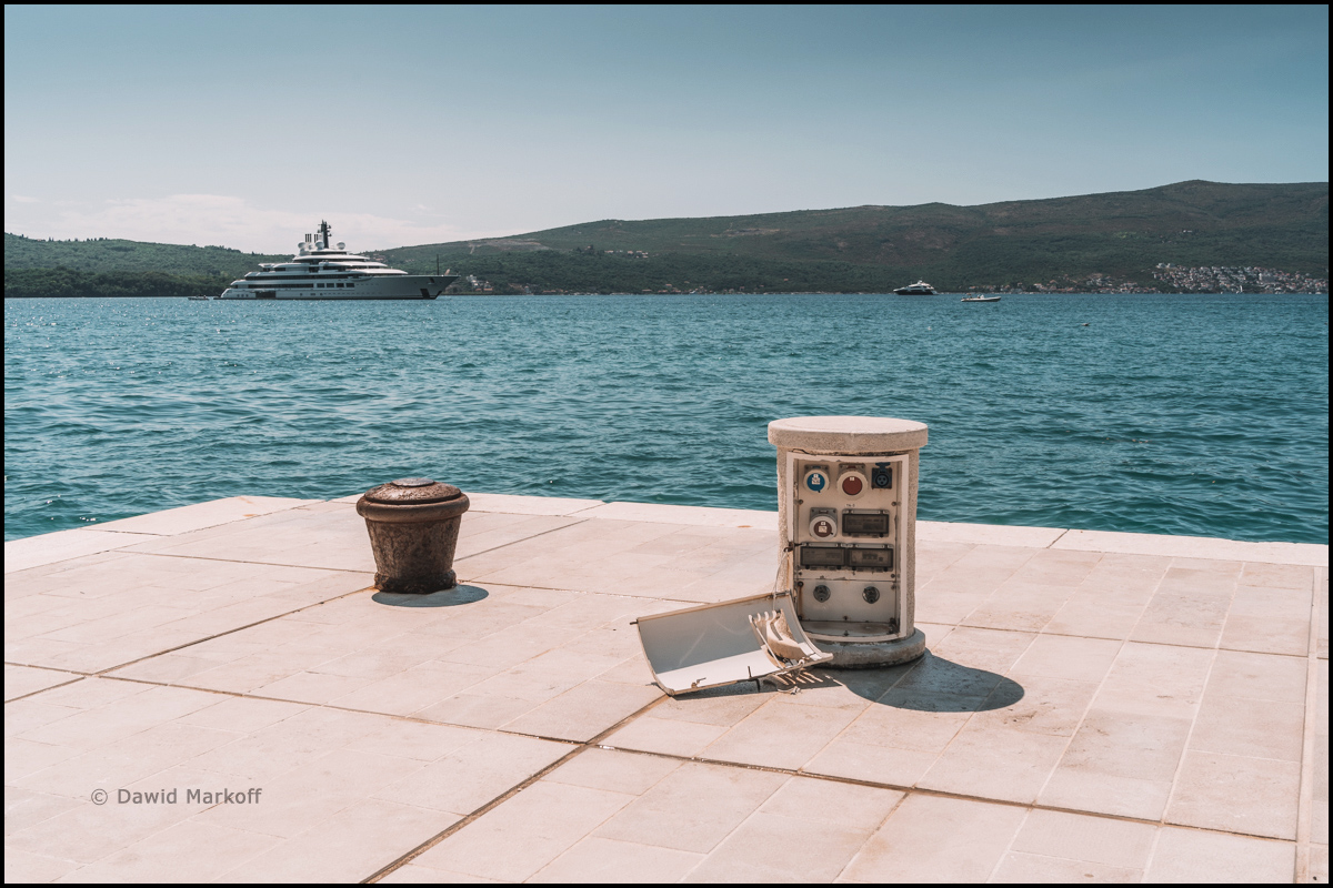 Tivat by Dawid Markoff